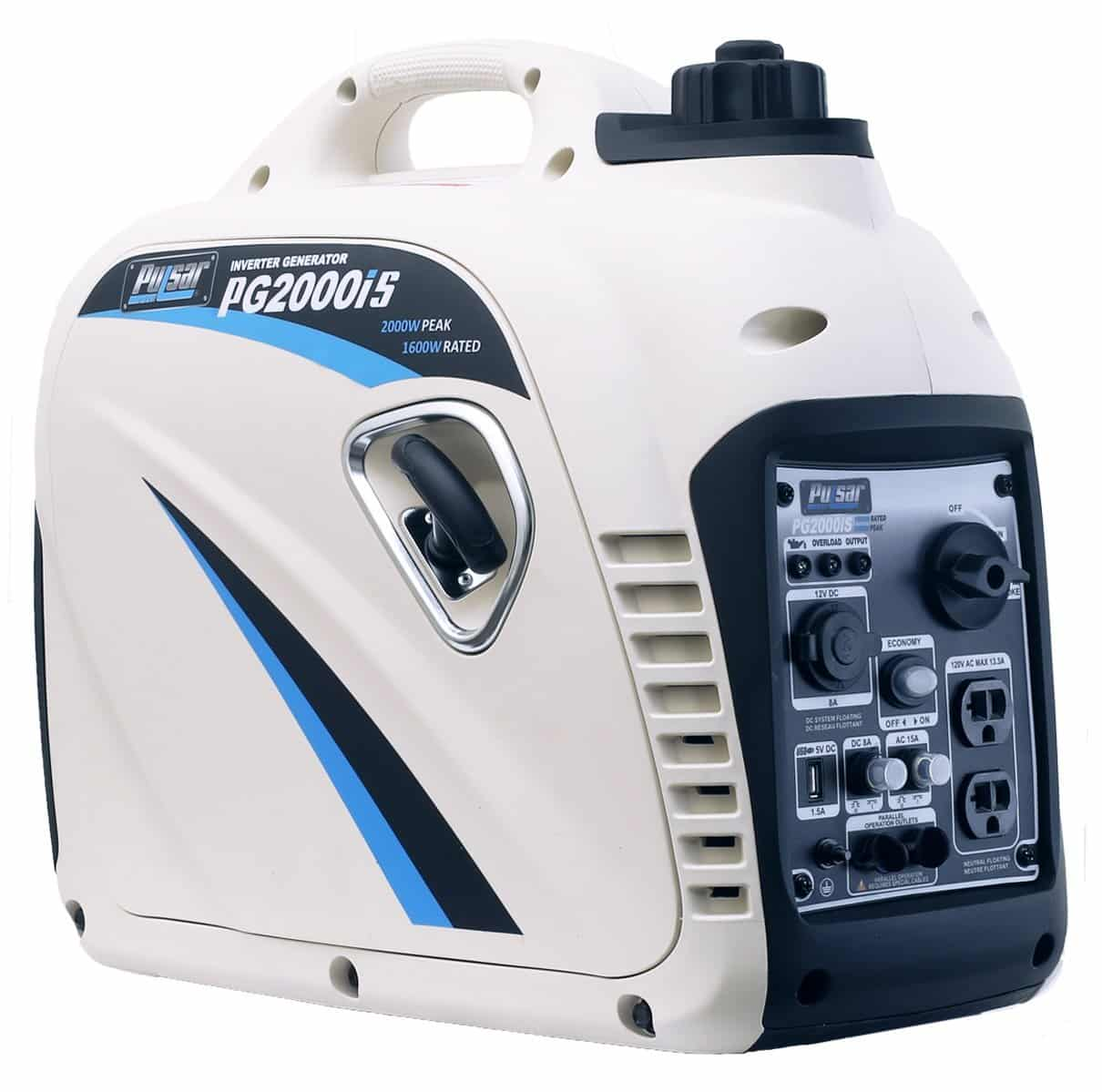 Pulsar Inverter Generator Review