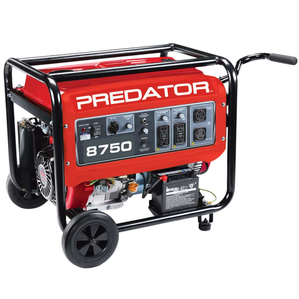 Predator 8750 Generator Review