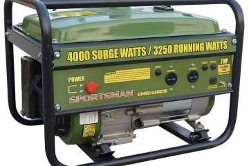 Sportsman Generator 4000 Review