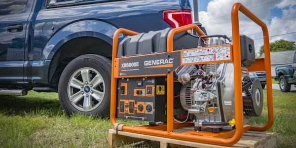 best generators for tailgating